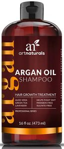 Art Naturals Organic Argan Oil Hair Loss Shampoo