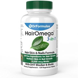 DrFormulas Hairomega 3-in-1