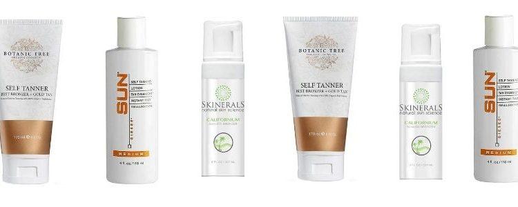Best Self Tanner for Sensitive Skins
