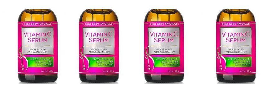 Best Vitamin C Serums for Acne Prone Skin