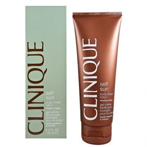 Clinique Self Sun Body Tinted Lotion for Women