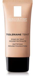 La Roche-Posay Toleriane Teint Mattifying Mousse Matte Foundation for Oily Skin & Sensitive Skin