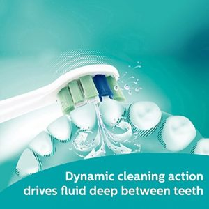 Philips Sonicare 2 Series plaque control rechargeable electric toothbrush