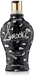 Supre Snooki - Ultra Dark Black Bronzer By Nicole Polizzi