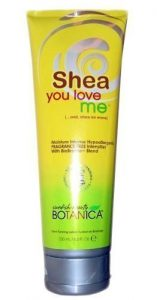 Swedish Beauty, Shea You Love Me, Tanning Lotion