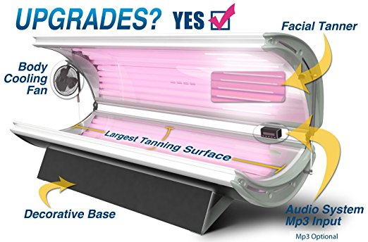 Best Home Tanning Beds & Commercial Tanning Beds 2018