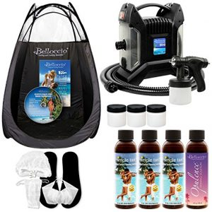 Ultra Pro T85-QC High Performance Sunless Turbine Spray Tanning System