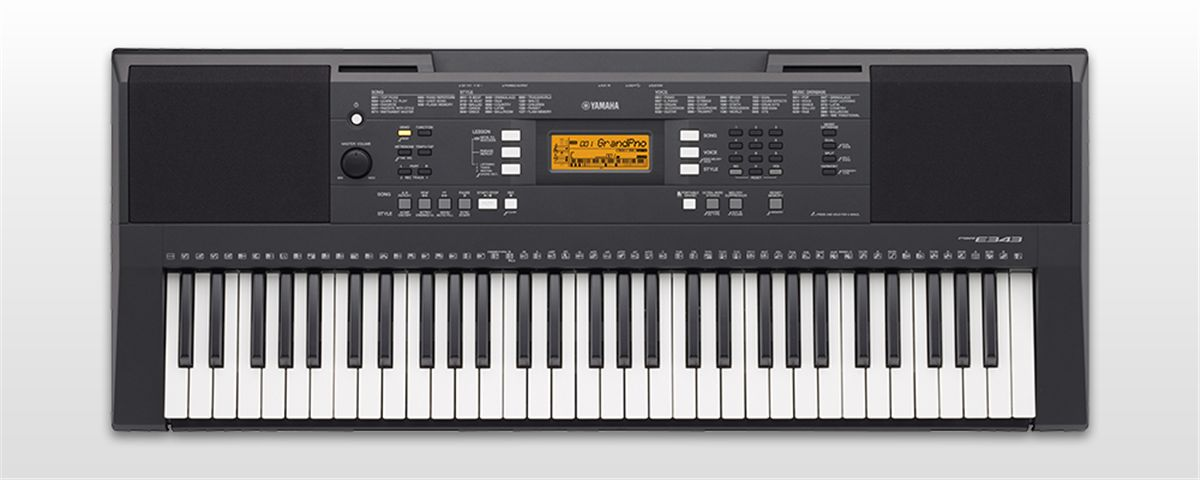 Yamaha PSR E343 Review