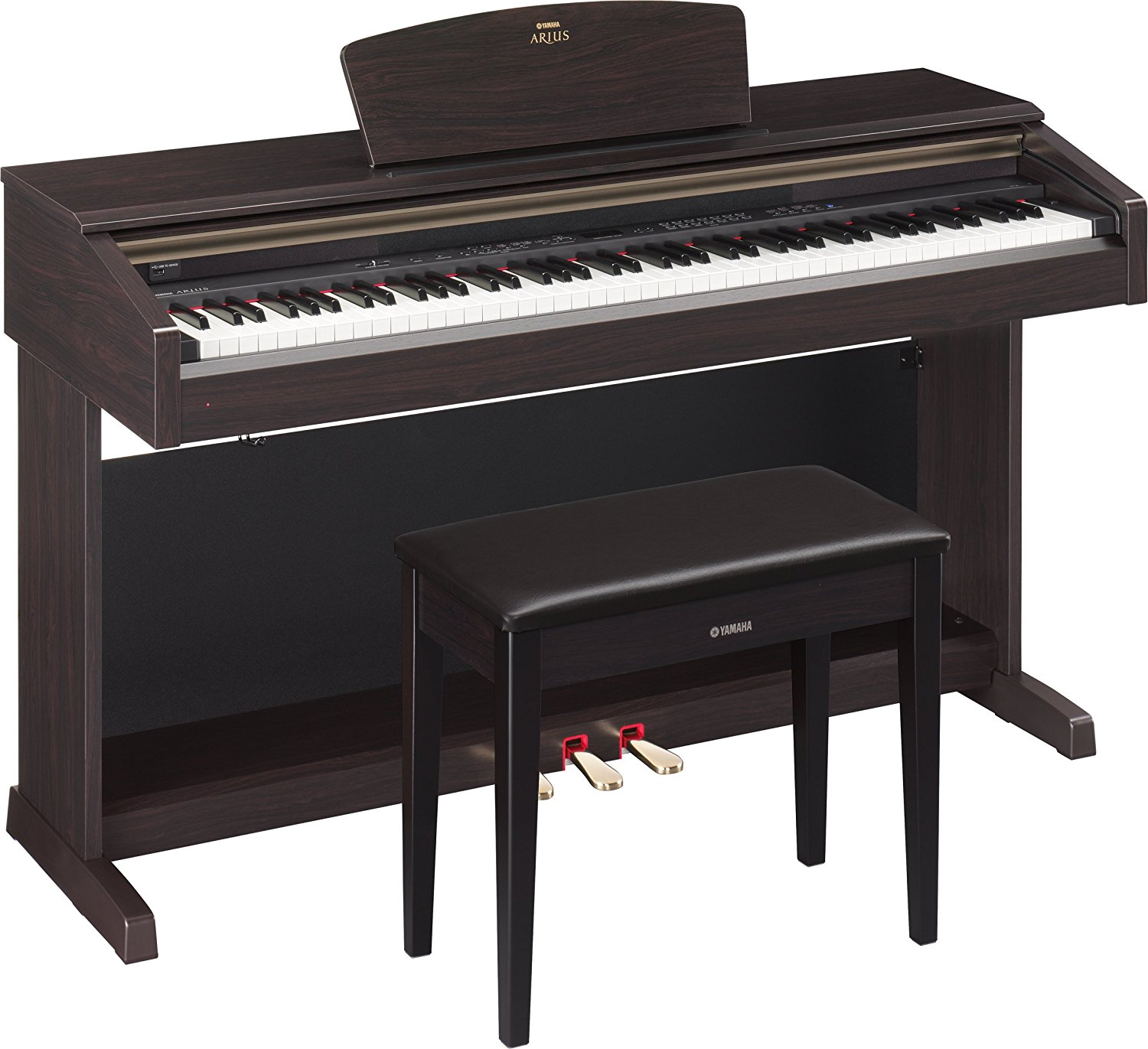 Yamaha YDP 181 Review 2018: Specs & Features