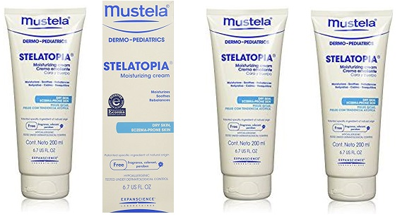Mustela Stelatopia Emollient Cream Reviews