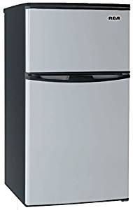 3.2 Cubc Foot 2 Door Fridge and Freezer