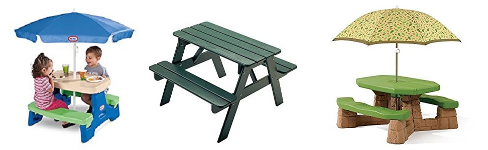 Best Kids Picnic Tables