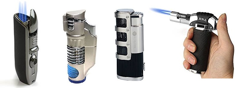Best Torch Lighters in 2018: Reviews & Buyers Guide