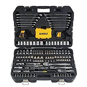 DeWalt Mechanics Tool Kit Set with Case