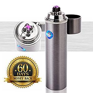 Plasma ARC Flameless Torch Lighter