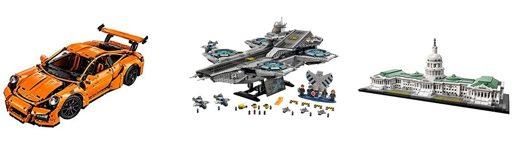 Adult Lego Sets