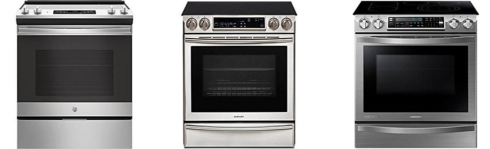 10 Best Slide-in Electric Range 2018 Reviews