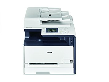 Canon Office Wireless Color Printer with Copier, Scanner and Fax