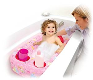 Disney Princess Inflatable baby bath seat