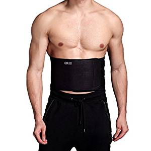 Waist Trimmer Ab Belt For Men Women