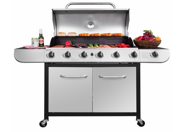 Royal Gourmet Classic 6-Burner Review