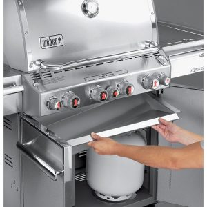 Weber Summit 7170001 S-470 Stainless-Steel