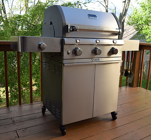Where Are Saber Grills Made