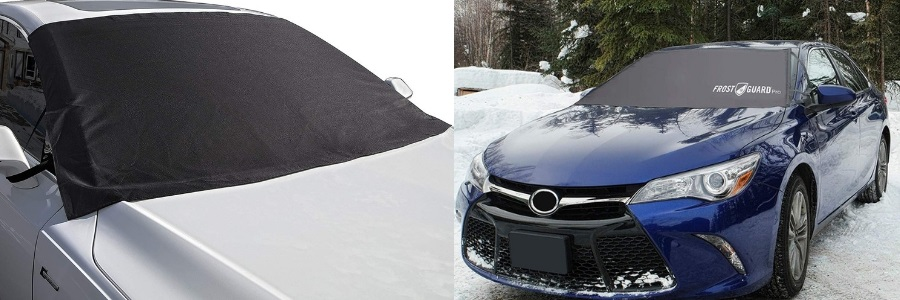 Best Windshield Cover from Snow