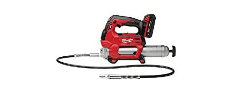 Best Rated Battery Powered Grease Gun