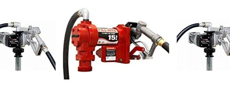 Best Diesel Fuel Transfer Pumps