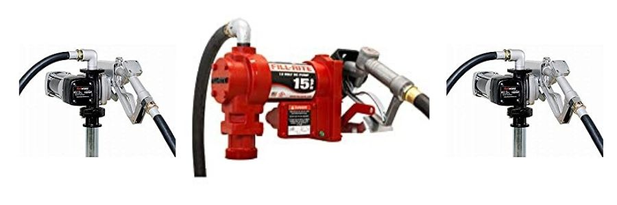 Best Diesel Fuel Transfer Pumps